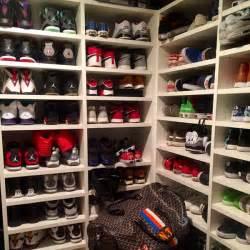inside look nicky diamonds sneaker closet theshoegame
