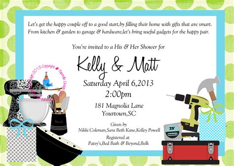 Couples Bridal Shower Invitations by Couples Wedding Shower Invitation On Luulla