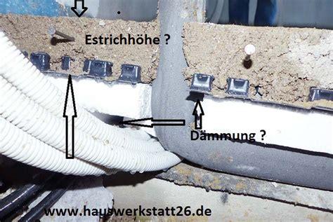 Fu Bodenheizung Pro M2 2890 by Estrich Verlegen Kosten Estrich Verlegen Die Kosten