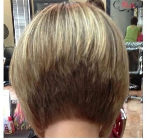back of head bob pictures stacked bob haircut pictures back head for wish sweet