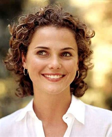 how to style curly hair away from face with pictures 15 short curly hair for round faces short hairstyles