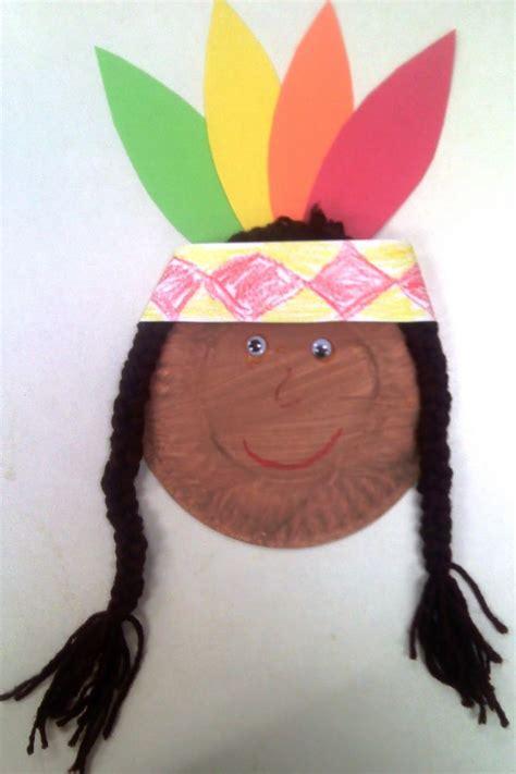 Paper Plate Pilgrim Craft - crafts for preschoolers paper plate american