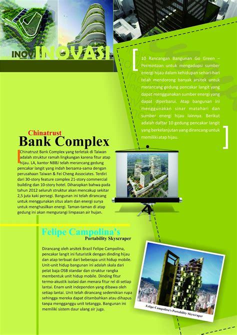 layout majalah simple contoh salam redaksi majalah gaul