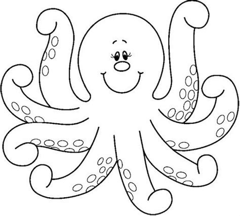 octopus template get this printable octopus coloring pages yzost