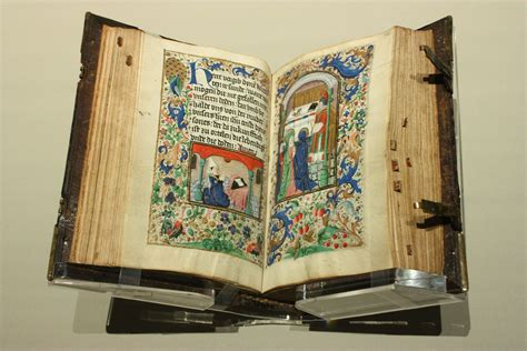 picture book file blw manuscript book of hours about 1480 90 jpg
