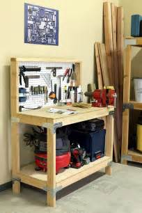 Garage Workshop Organization - diy storage tips for your home diy done right