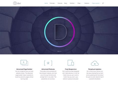 divi wordpress theme lovely templates