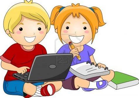 imagenes niños usando computadoras im 225 genes de ni 241 os con computadoras imagui