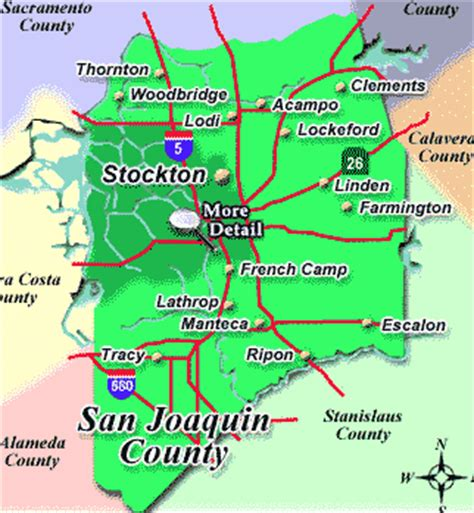 San Joaquin County Records Community Of Linden California