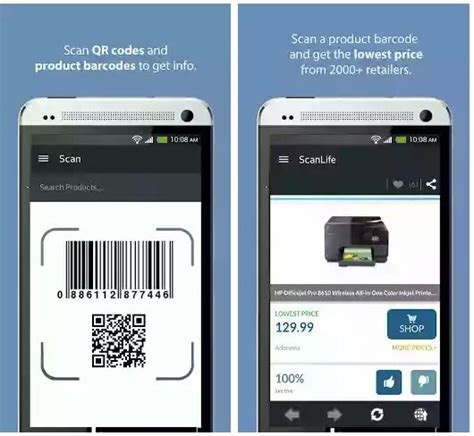 best qr scanner android 10 best barcode scanner apps for android