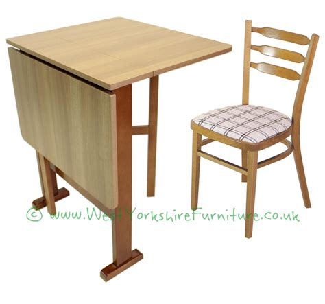 small gateleg dining table 36 quot x 24 quot melamine