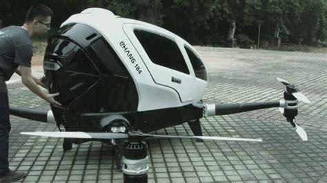 drone volante da drone ad auto volante a dubai arriva ufficialmente il