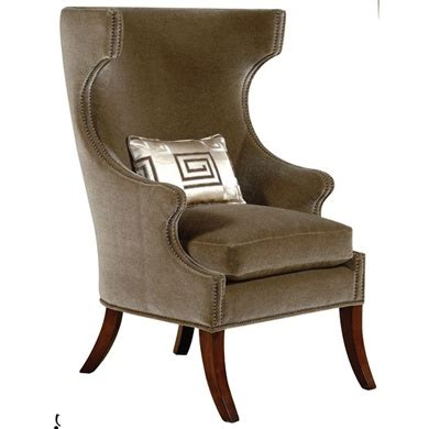 Bentley Churchill A Brief History Of The Wingback Chair Pictured The