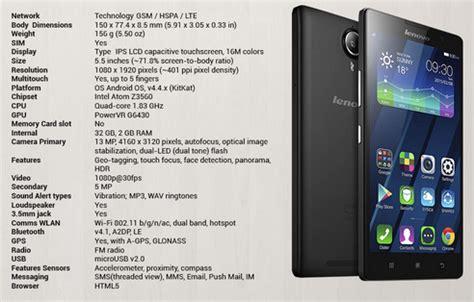 Harga Lenovo Erafone lenovo p90 phablet 4g lte ram 2gb kamera 13 mp harga 4