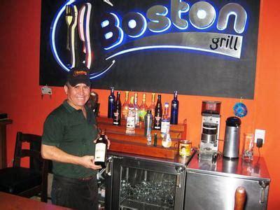 bolivian restaurant review: boston bar and grill, santa