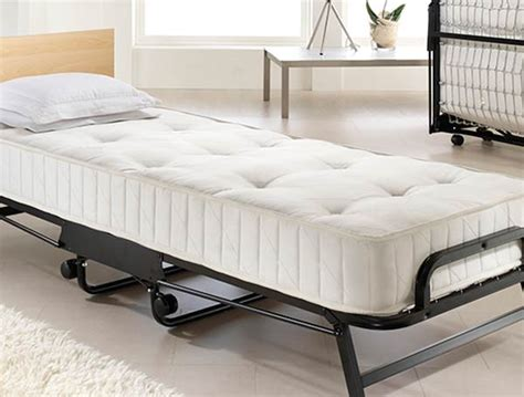 Folding Bed Mattress Replacements Jaybe Crown Premier Replacement Mattress 76 X 197cm Buy At Bestpricebeds
