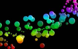color bubbles colored bubbles hd wallpaper