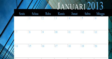 membuat query di xp techrial template kalender 2013 powerpoint