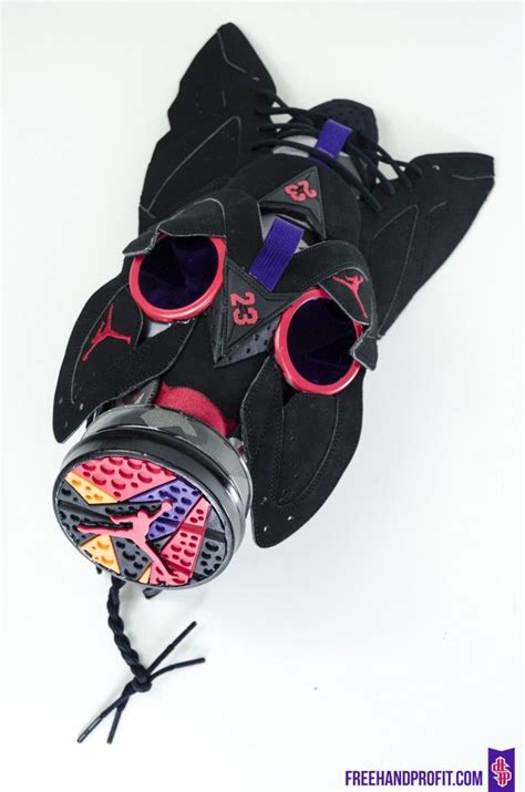 7 Cool Masks by Air 7 Quot Raptor Quot Mask By Freehand Profit