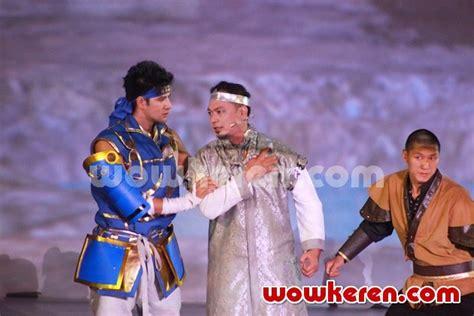 film laga bakti senopati foto ammar zoni sebagai senopati rajawali dan adipura
