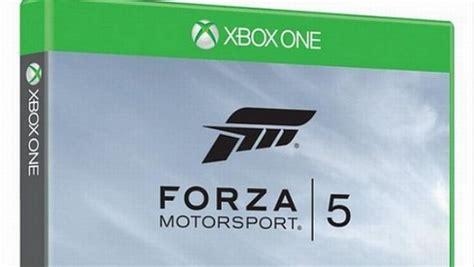 e3 la microsoft svela xbox one x e la nuova line up di forza motorsport 5 immagini di gioco e info dall e3 2013