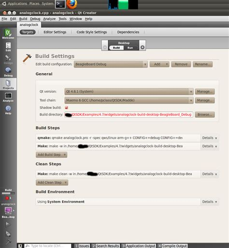 qt programming stack overflow deployment qt creator deploy to remote linux target