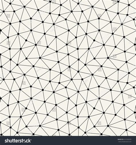 grid pattern en français abstract triangle minimal geometric grid pattern stock