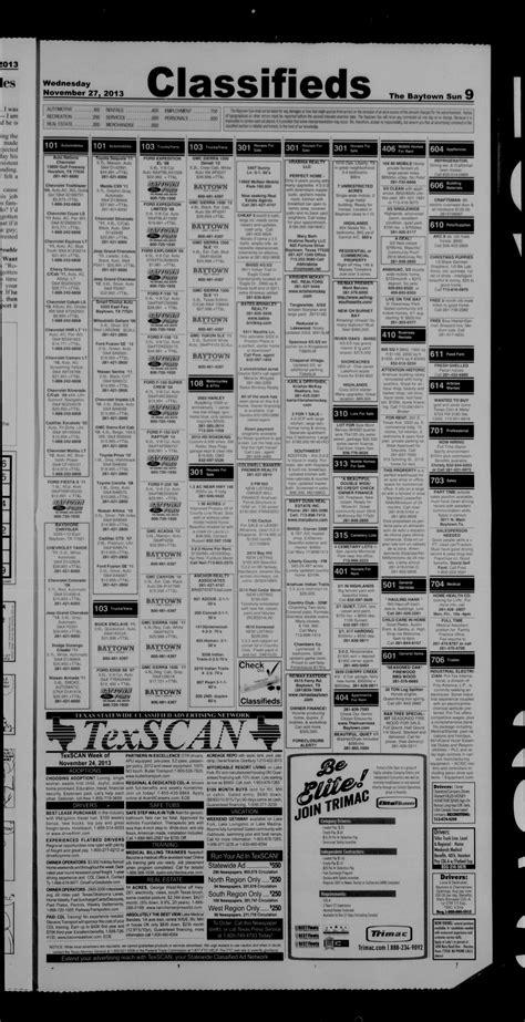 The Baytown Sun (Baytown, Tex.), Vol. 128, No. 233, Ed. 1