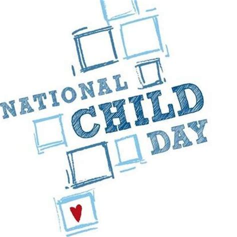 national child's day 2018 | national days