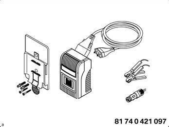 Bmw Motorrad Battery Charger by Further Tighten 2 To Secure The Side Panel