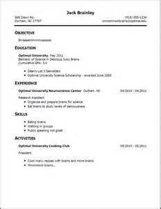 The Most Awesome How To Write Resume With No Experience