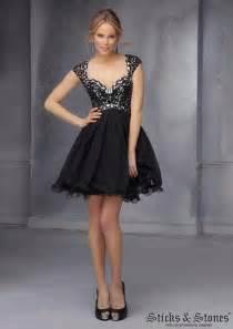 vestidos cortos de fiestas vestidos de fiesta cortos de color negro tunada