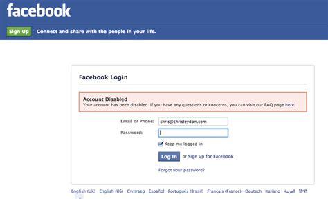 fb id facebook account disabled blackhatworld
