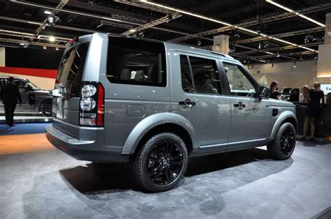2014 land rover discovery xxv edition car photos catalog