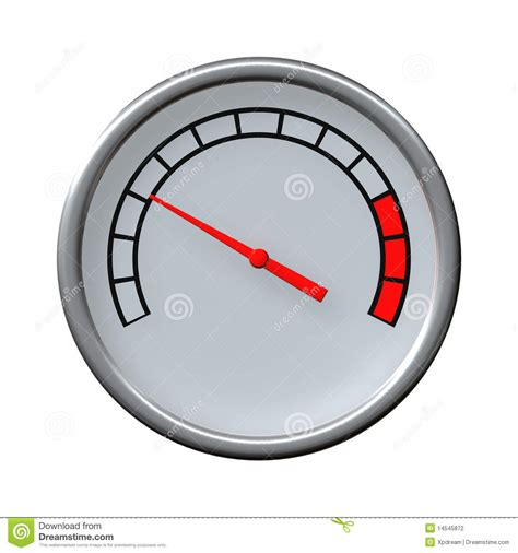 how to m speed meter stock illustration image of pump indicator