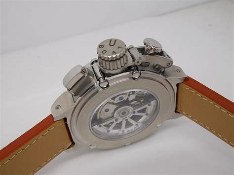 u boat replica watches review replica u boat chimera chronograph cream white watch
