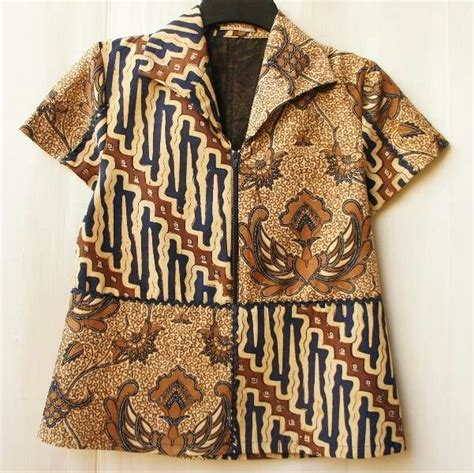 Sogan Top by Puzzled Tops Sogan Klambi Batik Tops And Ideas