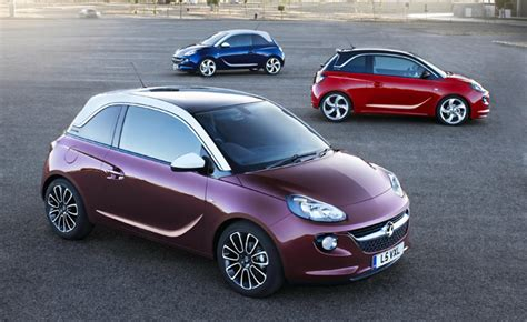 new cars name vauxhall names new small car after opel s namesake the