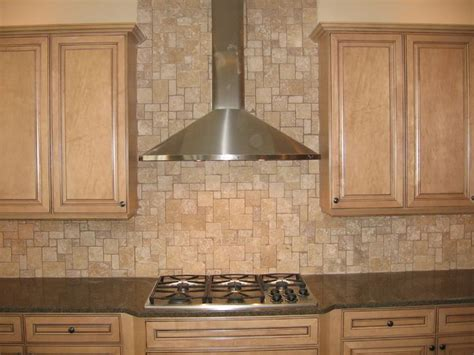 natural stone kitchen backsplash best 25 natural stone backsplash ideas on pinterest
