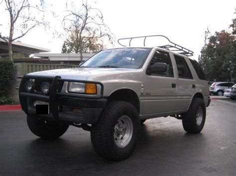 buy car manuals 1996 isuzu rodeo electronic toll collection service manual 1997 isuzu rodeo how to remove bolster buy used 1997 isuzu rodeo ls sport