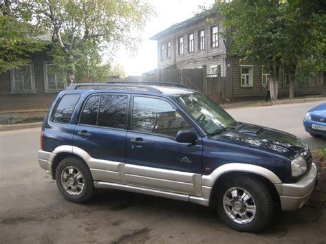 Suzuki Vitara 1998 by 1998 Suzuki Grand Vitara Ft Gt Pictures Information
