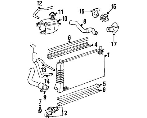ford taurus cooling system diagram ford f250 cooling system diagram 2004 ford free engine
