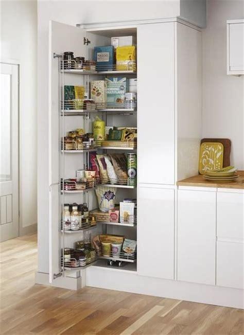 howdens kitchen cabinets full height pull swing larder kitchen dream