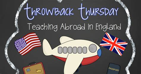 throwback thursday s day edition throwback thursday teaching abroad edition three crayons and whimsy