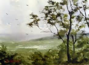 Landscape Artists Watercolor Joe Cartwright S Watercolor New Watercolor Landscape