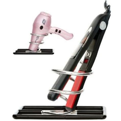 Hair Dryer And Straightener Stand 1000 images about year 10 hair dryer straightener storage on wall mount pvc
