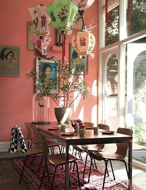 Bohemian Dining Room by Appealing Bohemian Dining Room Decorating Ideas 73 For
