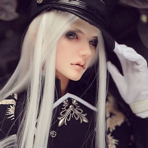 jointed doll lucifer ringdoll