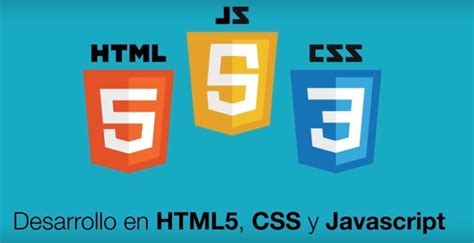 tutorial html5 y javascript curso gratuito sobre desarrollo de apps con html5 css y