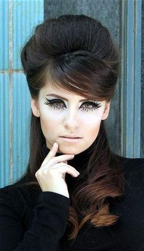 hairstyles and makeup from the 60s 25 swinging 60s hairstyles for mod babes and groovy girls